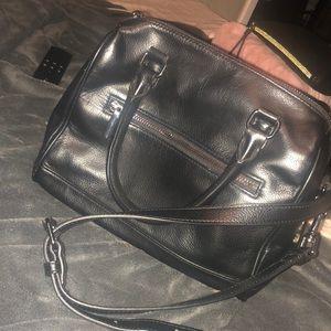 Black dome style bag 🖤✨